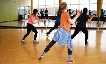 Employee Dance Class Access